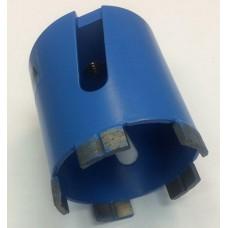 Алмазная коронка для подрозетников 68 мм серии Super Fast стандарт