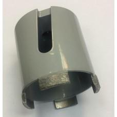 Алмазная коронка для подрозетников 68 мм серии Uni