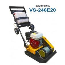 Виброплита VS-246E20